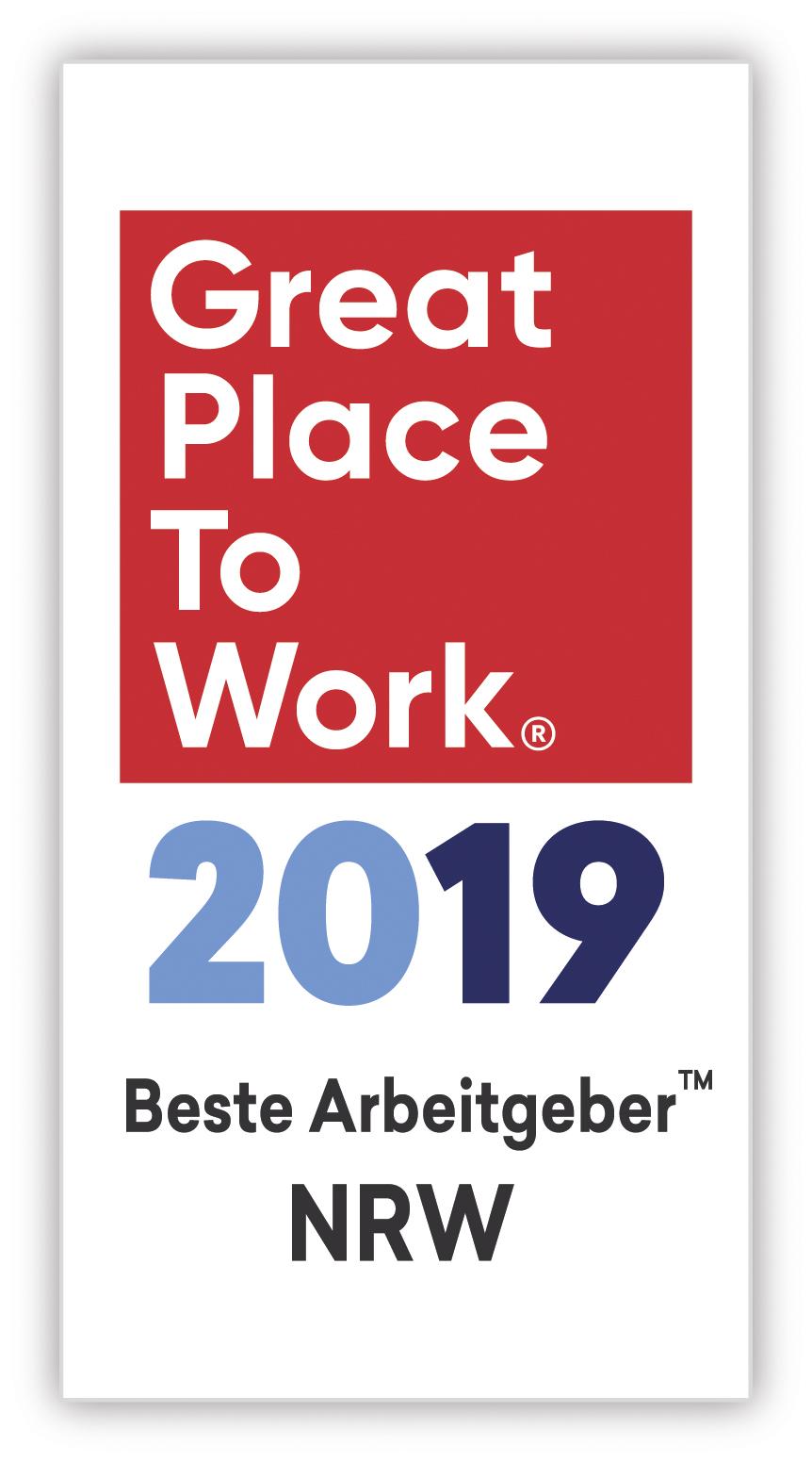 Pressmind GmbH - beste Arbeitgeber NRW 2019